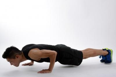 100 Push-ups And Calorie Burn