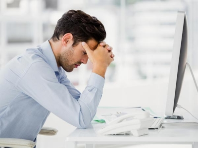 Work Stress Is More Fatal For Men