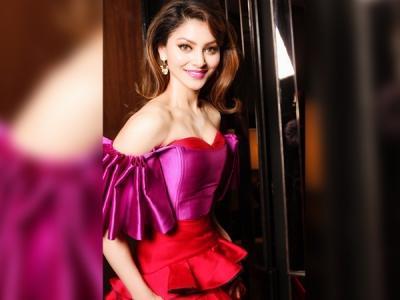 Urvashi Rautela's Iconic Gown