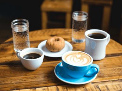 Regular Coffee Or Black Coffee
