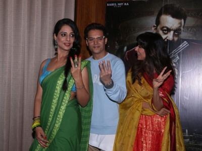 Mahie Gill & Chitrangda Stun In Style
