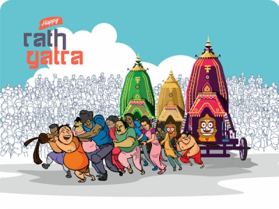 Jaganath Puri -The Incredible Rath Yatra