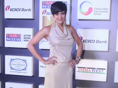 Mandira Bedi Stuns At An Event
