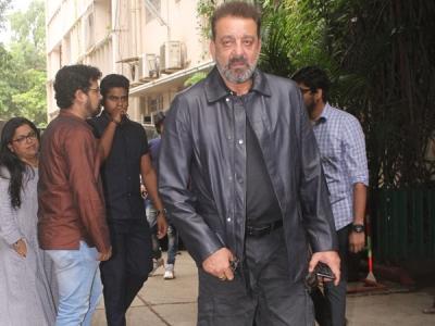 Sanjay Dutt's Sexy Jacket