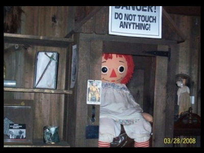 Scary Facts About Annabelle
