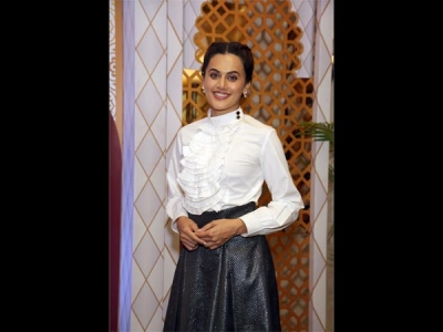 Taapsee Pannu's Classy Look