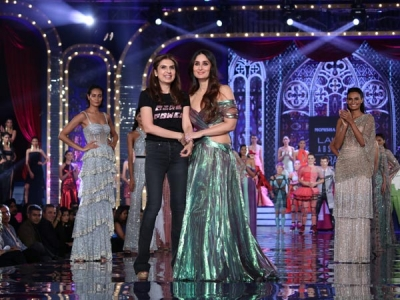 Kareena Dazzles At LFW 2018 Finale