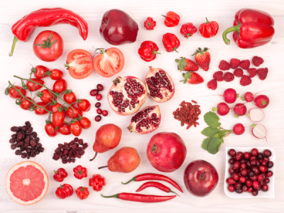 Health Benefits Of Red Foods