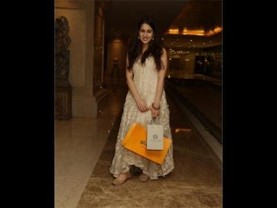 Sara Ali Khan's Maxi Dress