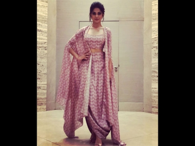 Jennifer Winget's Fusion Ensemble