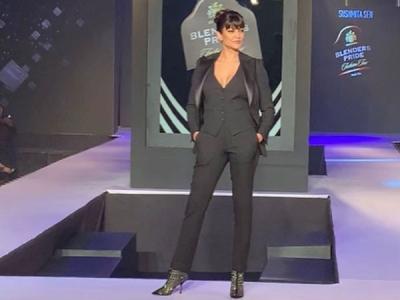 Sushmita Sen's Boss Lady Suit
