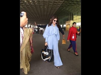 Anushka Sharma's Breezy Outfit