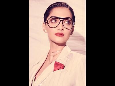 Sonam Kapoor's Bossy Look