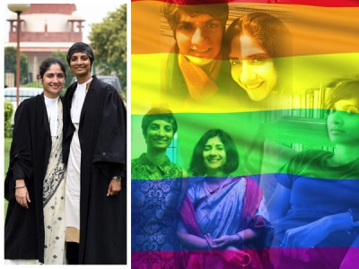 377 Case Lawyers Come Out As Gay Couple