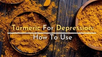 Turmeric For Depression