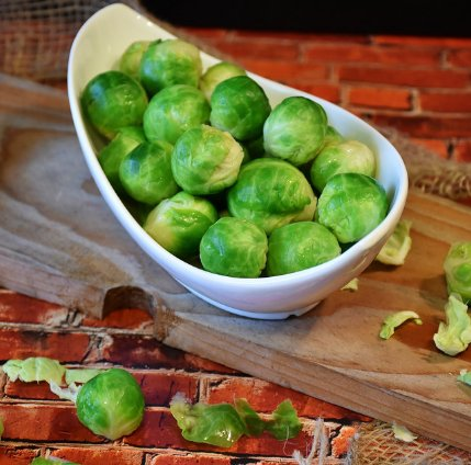 Brussel sprout is a cruciferous vegetable which is good for your overall health. It fights cancer, balances hormones levels, improves bone health, etc.