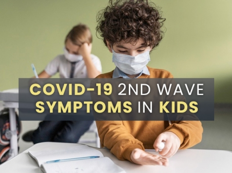 COVID-19: Is The Second Wave Affecting Kids More? Signs And Symptoms To Know