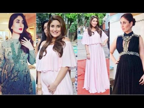 Bollywood Divas Who Rocked Maternity Fashion Like It's No Big Deal!
