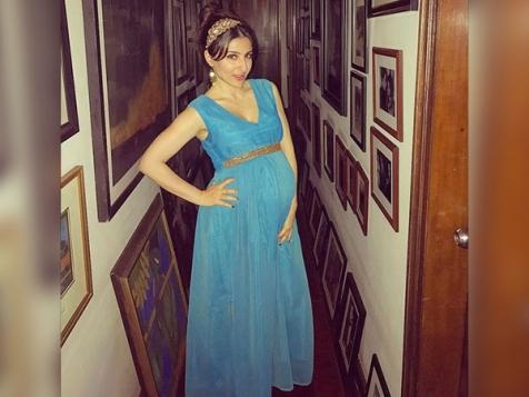 Soha Ali Khan's Ravishing Maternity Style Seems To Be Bebo Inspired
