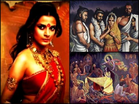 9 Most Beautiful Women Of Mahabharata