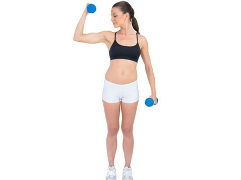 5 Amazing Exercises To Get Strong & Toned Arms