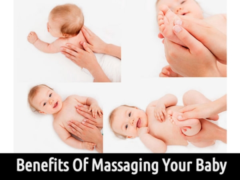 Benefits Of Body Massage In Children