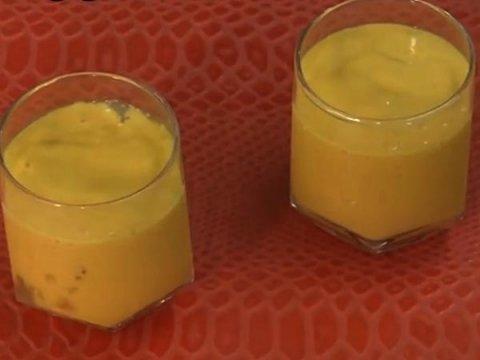 Quick Mango And Orange Smoothie Recipe