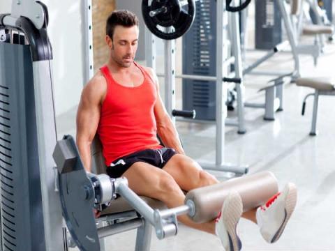 Men! Hit The Gym For Better Bone Health