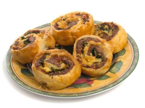 Vegetable Pinwheel Samosa – Snack For Your Iftar Feast