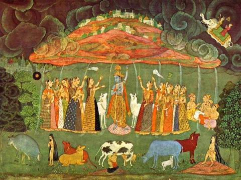 Why Is Govardhan Pooja Observed?