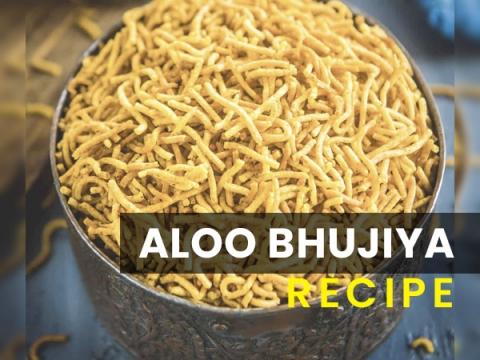 Aloo Bhujiya Recipe: Enjoy Your Meal With Dry Aloo Fry Sabzi