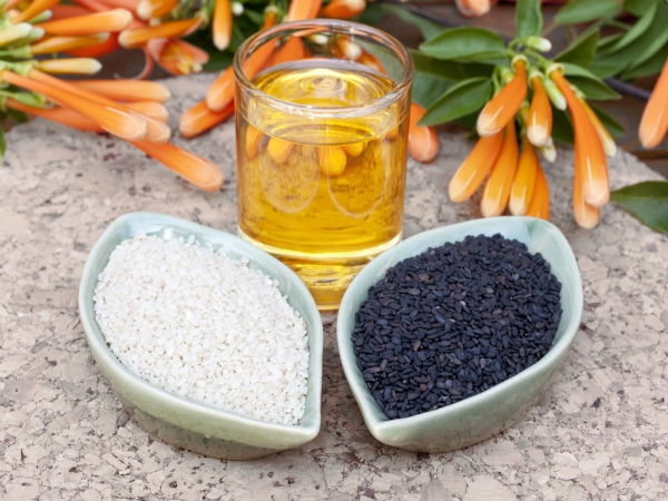 Does Sesame Oil Help In Treating Dandruff?
