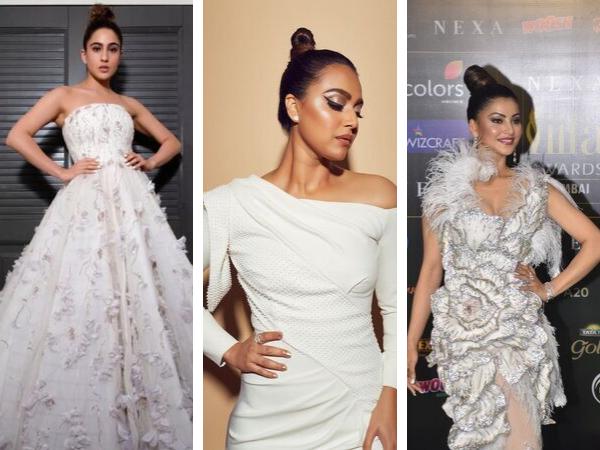 IIFA Awards 2019: Sara Ali, Swara Bhasker And Urvashi Rautela's High Buns Steal The Show