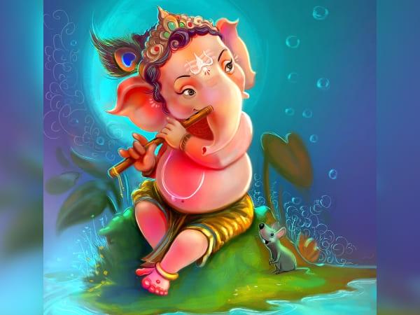 Ganesh Gayatri Mantra Lyrics
