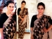 Kajol Wows In Anavila Saree At Brunch Party