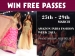 AIFW 2015 Free Passes For 5 Lucky Winner