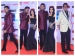 Aishwarya Rai Steals The Red Carpet In A Black Gown At HT Awards 2015