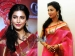 Shruti Haasan Looks Beautiful In A Gaurang Shah Saree