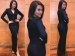 Sonakshi Sinha Wears A Pepper Hue Dress For Nissan Event