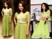 Dia Mirza's Evergreen Look In Ridhi Mehra