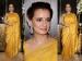 Dia Mirza: Elegant In Yellow
