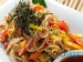 Red Pepper Chicken Noodle Recipe