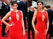 Nargis Fakhri: Cleavage Show In A Red Hot Dress
