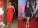Aditi Rao Hydari In 2 Topshop Dresses