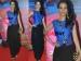 Amrita Rao In Sheer Dhoti Pants