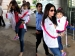 Aishwarya Rai & Aaradhya Wear Matching Outfits To Support Pink Panthers!