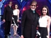Mr. Amitabh Bachchan And Shraddha Kapoor On The Sets Of Aaj Ki Raat Hai Zindagi