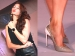 Jacqueline Fernandez Looking Ravishing Hot In Black Leather Skirt