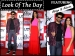 Look Of The Day: Katrina Kaif, Aditya Roy Kapur Rocking Their Superb Outfits