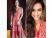 Disha Patani Shows Us Her Bridal Side In Anita Dongre